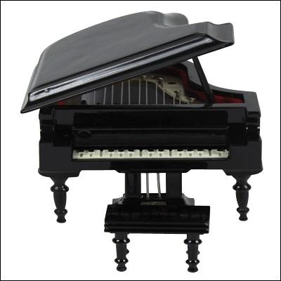 MINI PIANO DE COLA 10CM.