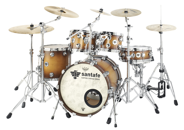 BATERÍAS SANTAFE STANDARD MODEL II MAPLE CUSTOM