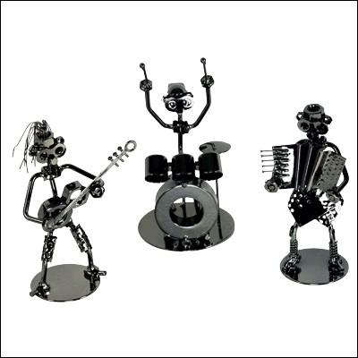 MINI BANDA MUSICA DL-9369 COLOR NEGRO