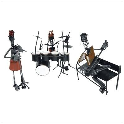 MINI BANDA MUSICA DL-9373 COLOR NEGRO