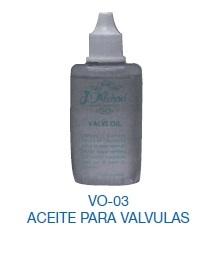 """ACEITE PARA VALVULAS VO-03 """"J.MICHAEL"""""""