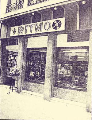 Tienda Ritmo en Murcia calle sociedad
