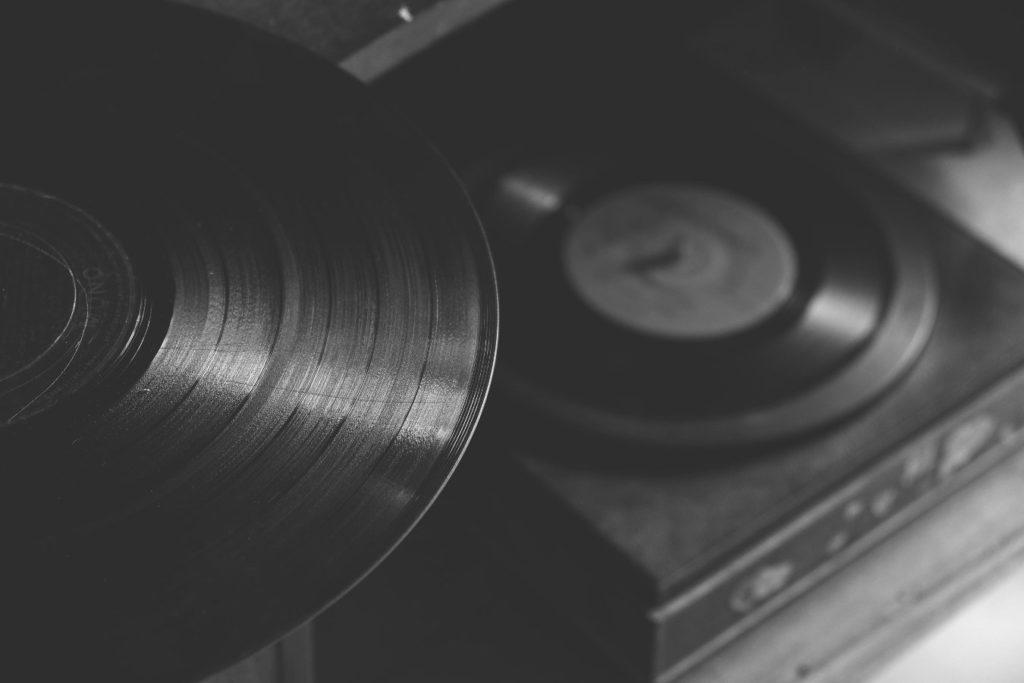 Tienda de discos instrumentos musicales Ritmo